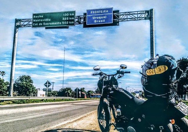 Como dirigir em Montevidéu