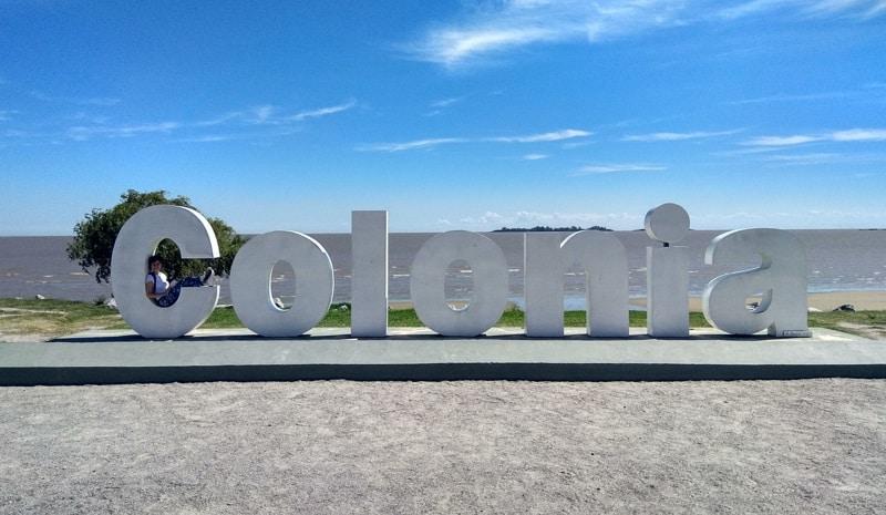 Colonia del Sacramento - Cidade do Uruguai