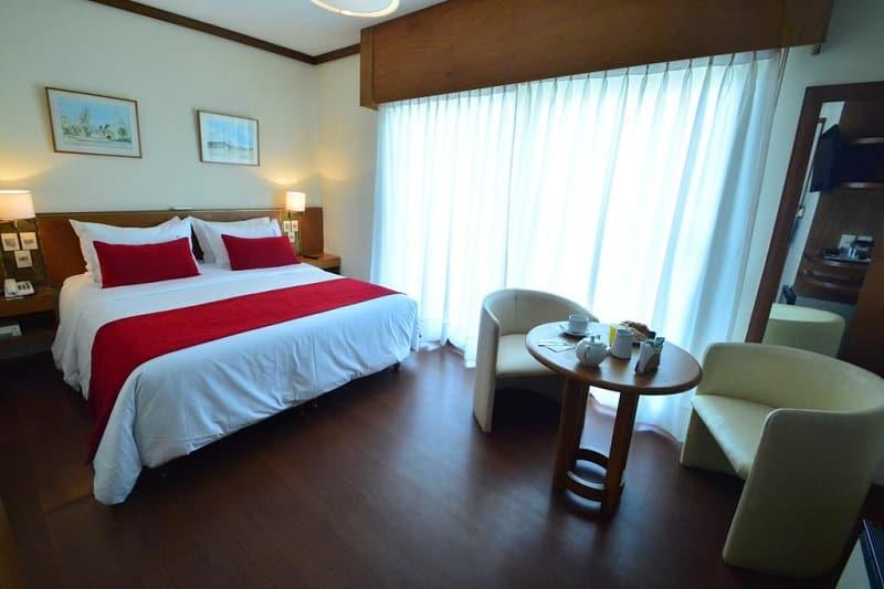 Oxford Hotel em Montevidéu