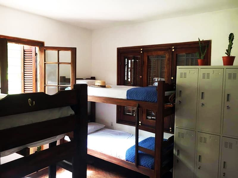 Destino26 Hostel em Montevidéu - Quarto