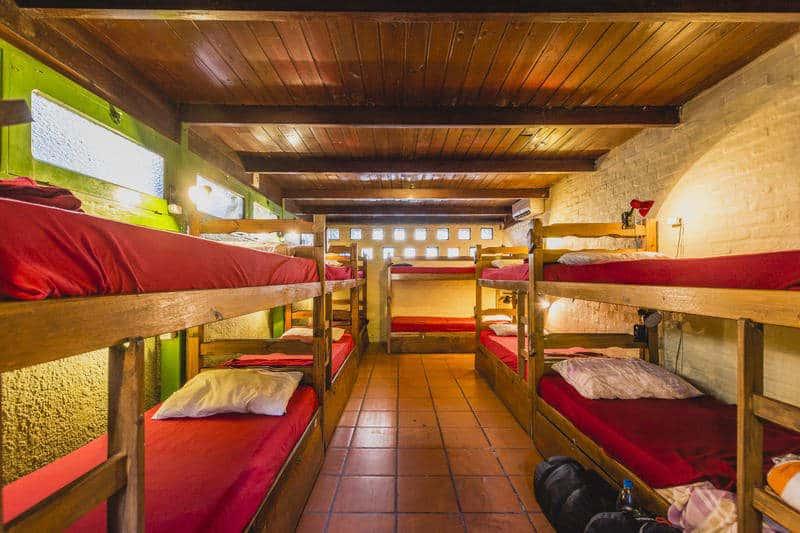 Quarto de hostel em Punta del Este