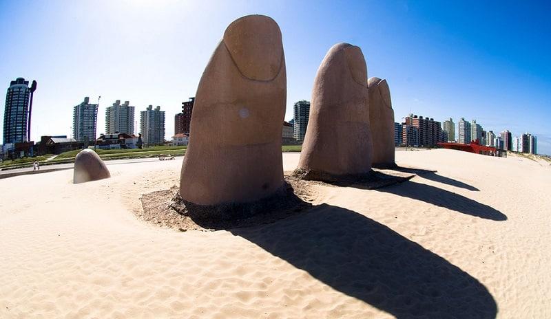 Verão em Punta del Este