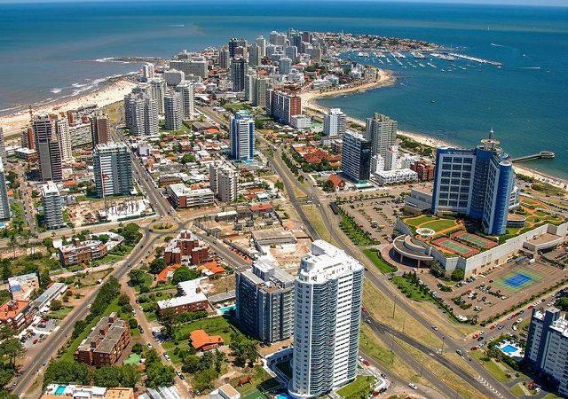 Como levar pesos uruguaios para o Uruguai