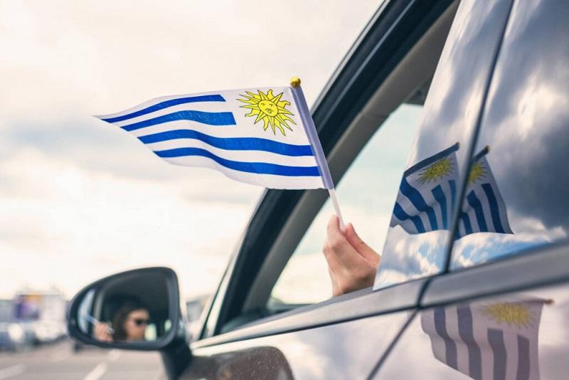 Dirigir em Montevidéu - Uruguai