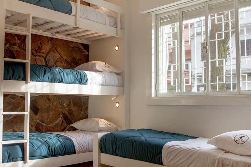 Rambler Pocitos Hostel - Montevidéu