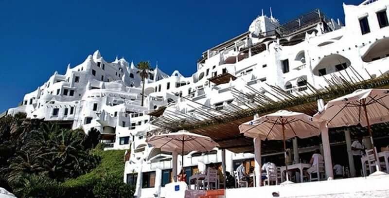 Restaurante Casapueblo - Punta del Este