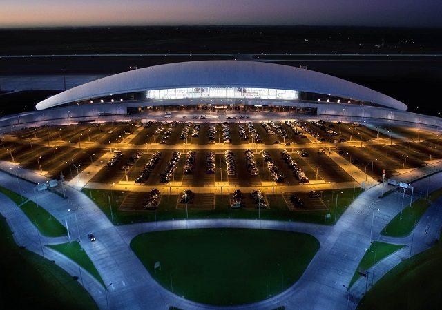 Transfer do aeroporto de Montevidéu ao centro turístico